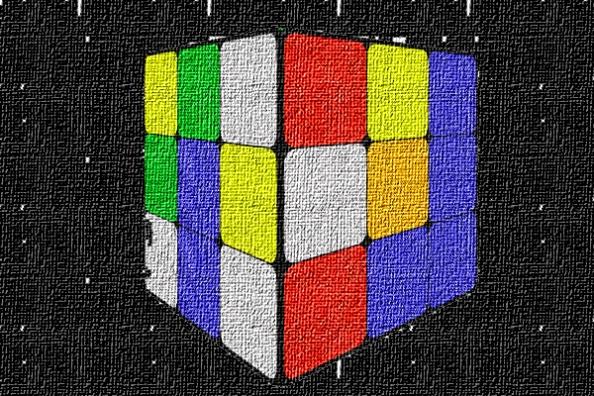 Rubik English