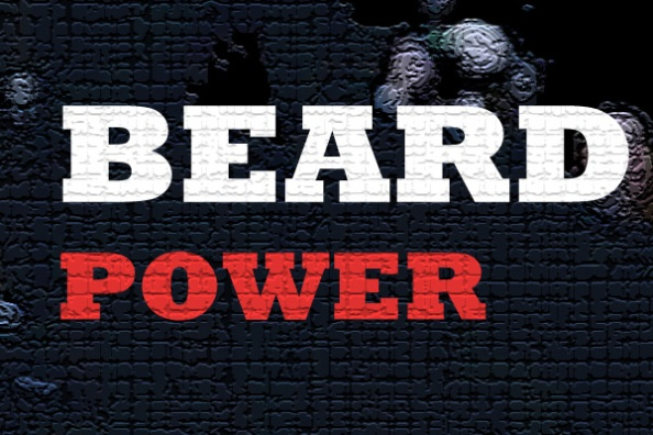 beard power cover